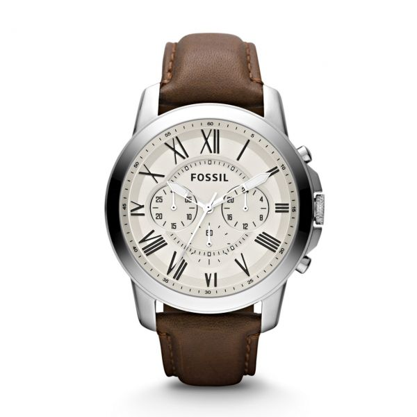 Fossil Armbanduhr GRANT FS4735
