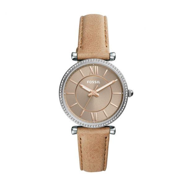 Fossil Armbanduhr CARLIE ES4343