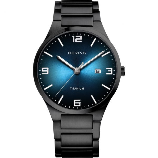 BERING Armbanduhr Titanium 15240-727