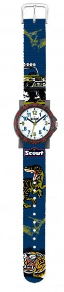 SCOUT Armbanduhr blau The IT-Collection 280375016
