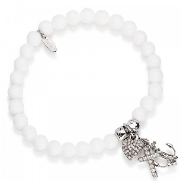 AMEN Armband Silber FSC4