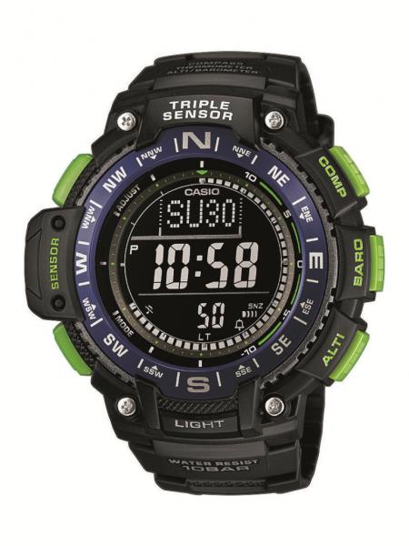 CASIO Armbanduhr CASIO Collection Men SGW-1000-2BER
