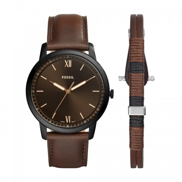 Fossil Armbanduhr KINSEY FS5557SET