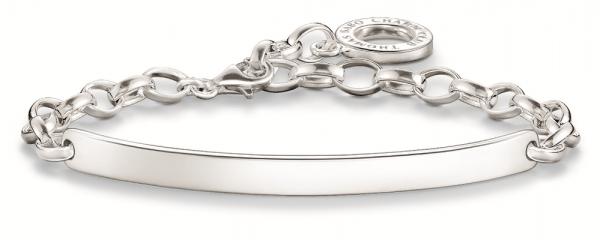 Thomas Sabo Armband, ca. 15-18 cm X0211-001-12-L18v