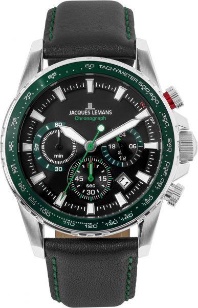 Jacques Lemans Herren-Armbanduhr Liverpool 1-2099C