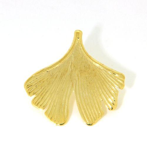 Anhänger Gold 333 Ginkgoblatt