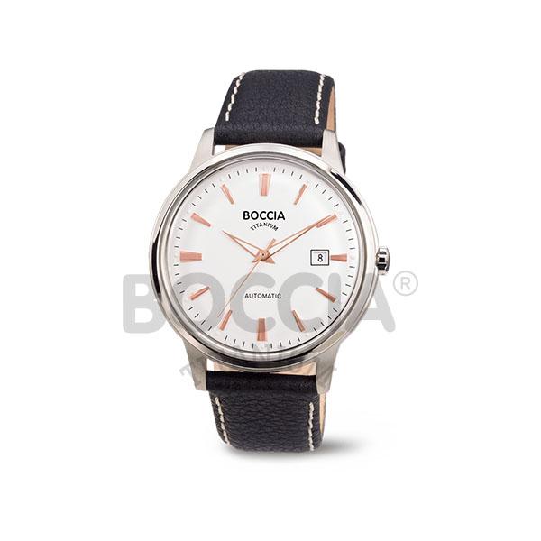 Boccia Titanium Armbanduhr 3586-03