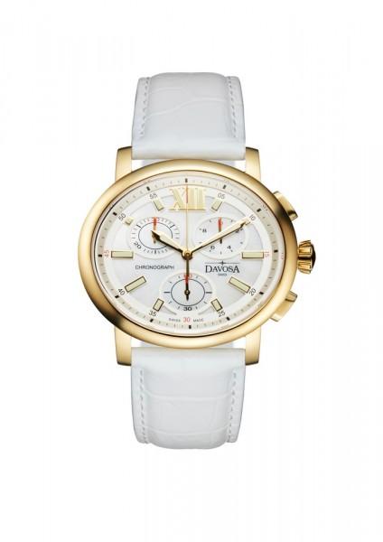 Davosa Armbanduhr Oval Leather 167.570.15