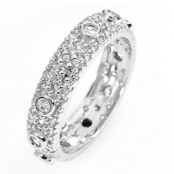 AMEN Ring Silber Kreuz Gr. 56 AROZBB-16