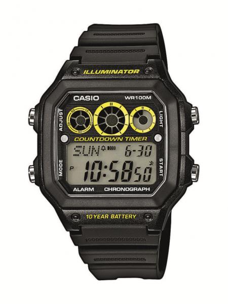 CASIO Armbanduhr CASIO Collection Men AE-1300WH-1AVEF