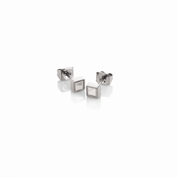 Boccia Titanium Ohrstecker 0575-01