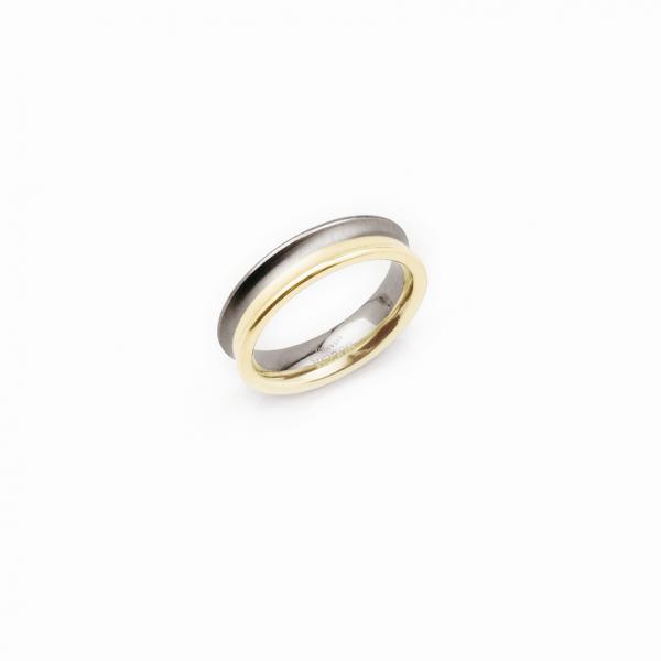 Boccia Titanium Ring 0117-0148 Größe 48