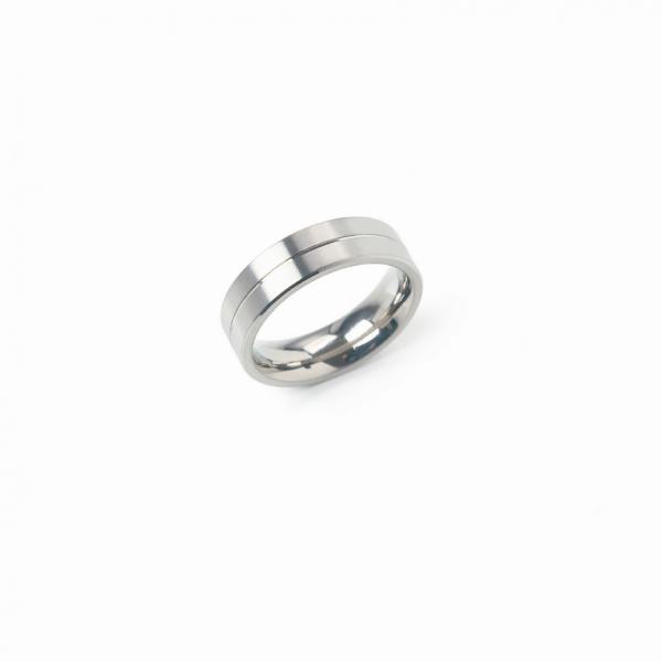 Boccia Titanium Ring 0101-2254 Größe 54