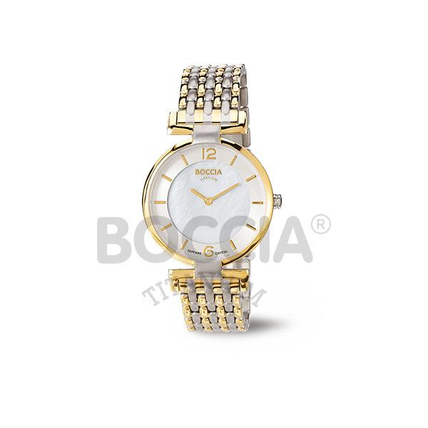 Boccia Titanium Armbanduhr 3238-04