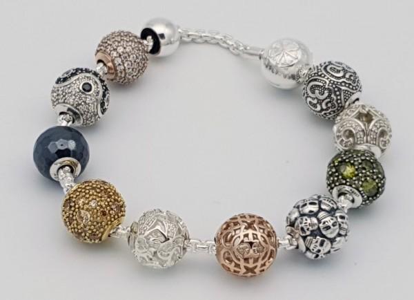 Thomas Sabo Karma Beads Armband im Set #10