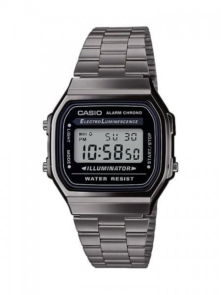 Casio Vintage Armbanduhr A168WEGG-1AEF