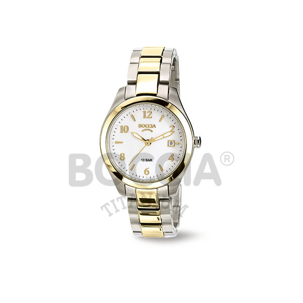 Boccia Titanium Armbanduhr 3224-02