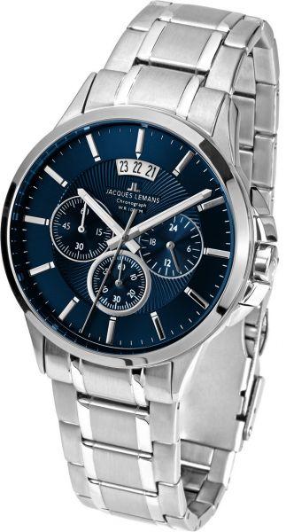 Jacques Lemans Herren-Armbanduhr Sydney 1-1542I