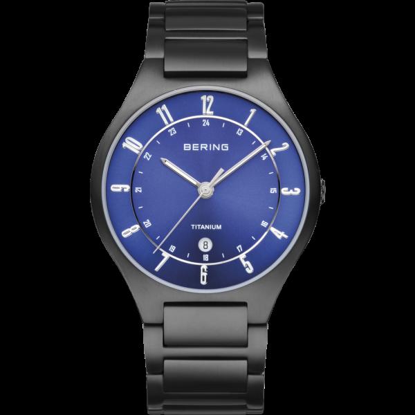 BERING Armbanduhr Titanium 11739-727