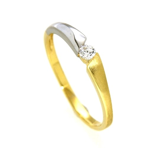 Ring Gold 333 Weite 52
