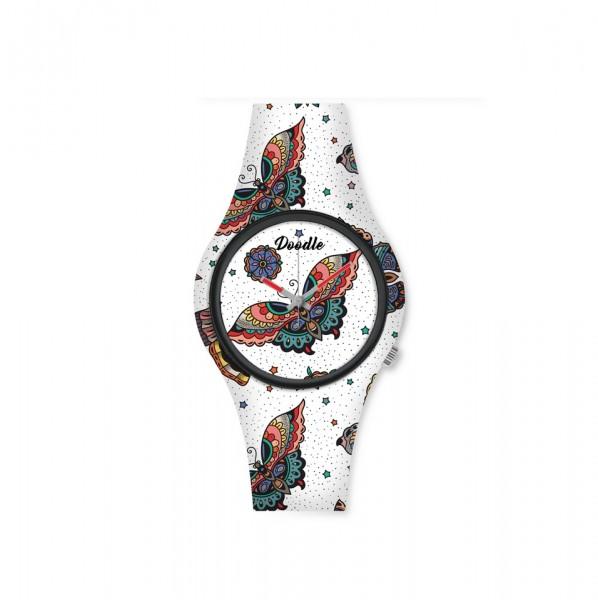 Doodle Graphics Mood Armbanduhr DO35010