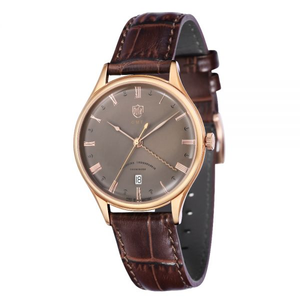 DUFA Armbanduhr Weimar GMT DF-9006-09