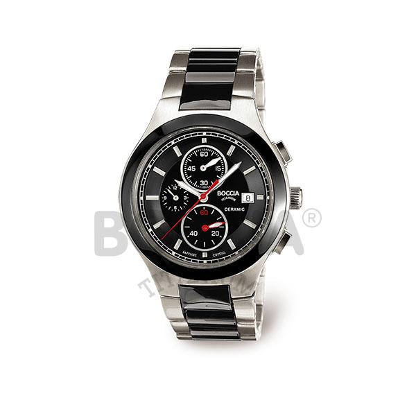 Boccia Titanium Armbanduhr 3764-01
