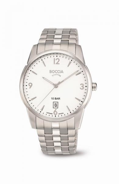 Boccia Herren Armbanduhr 3632-01