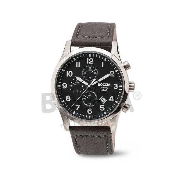 Boccia Titanium Armbanduhr 3755-01