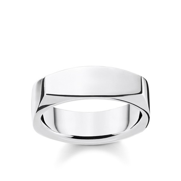 Thomas Sabo Ring eckig Größe 58 TR2279-001-21-58