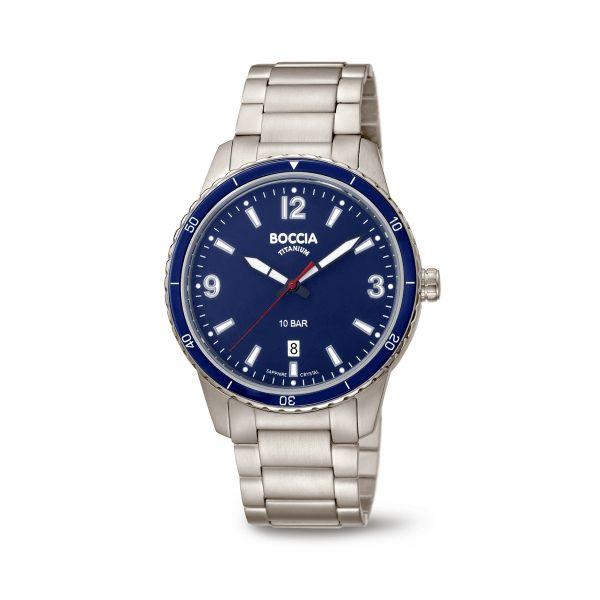 Boccia Titanium Armbanduhr 3635-04