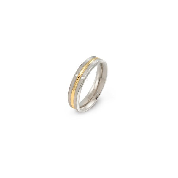 Boccia Titanium Ring 0144-0172 Größe 72
