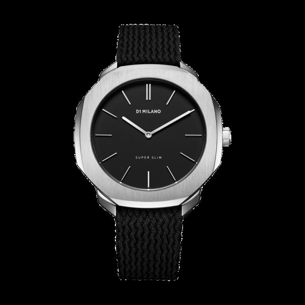 D1 Milano Armbanduhr Super Slim Quarz SSPJ01