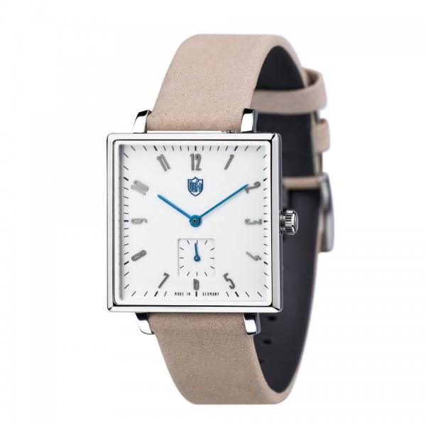 DUFA Armbanduhr Walter Quadrat DF-9025-01