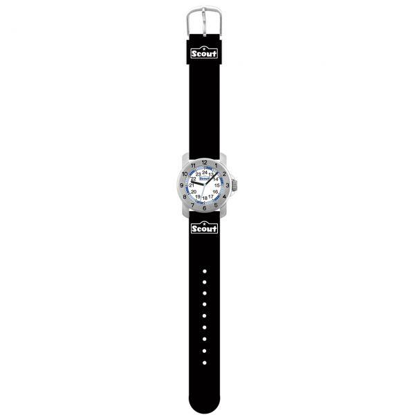 SCOUT Armbanduhr schwarz Action Boys 280376006