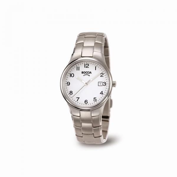 Boccia Titanium Armbanduhr 3297-01