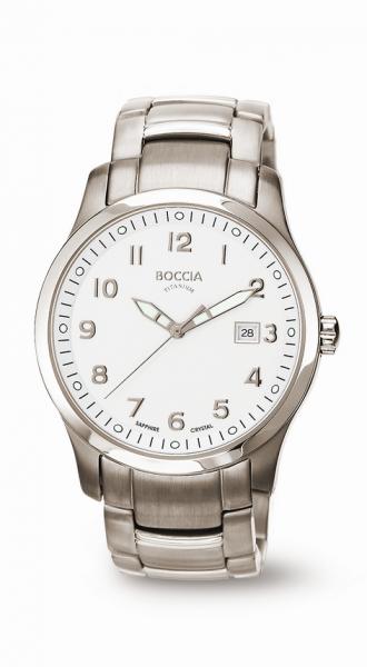 Boccia Titanium Armbanduhr 3530-07