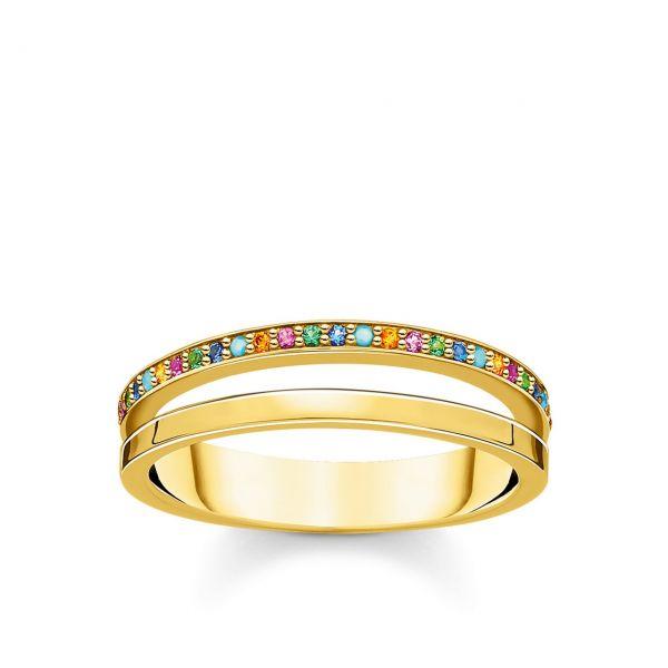 Thomas Sabo Ring TR2316-488-7-48