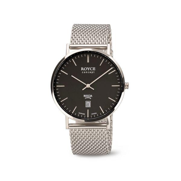 Boccia Titanium Armbanduhr 3634-05