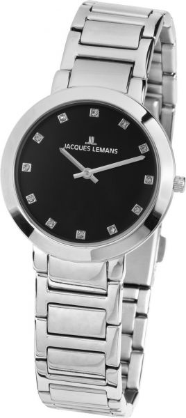 Jacques Lemans Damen-Armbanduhr Milano 1-1842.1G