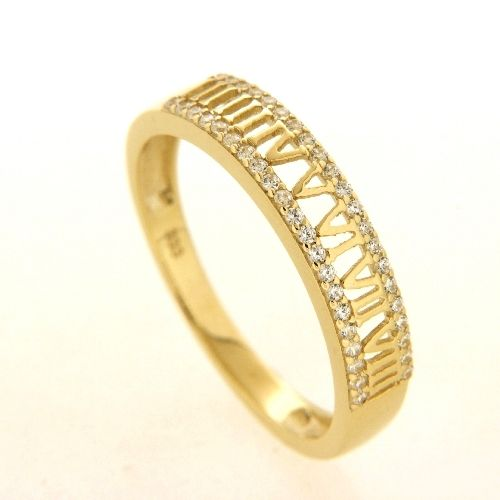 Ring Gold 333 Weite 60