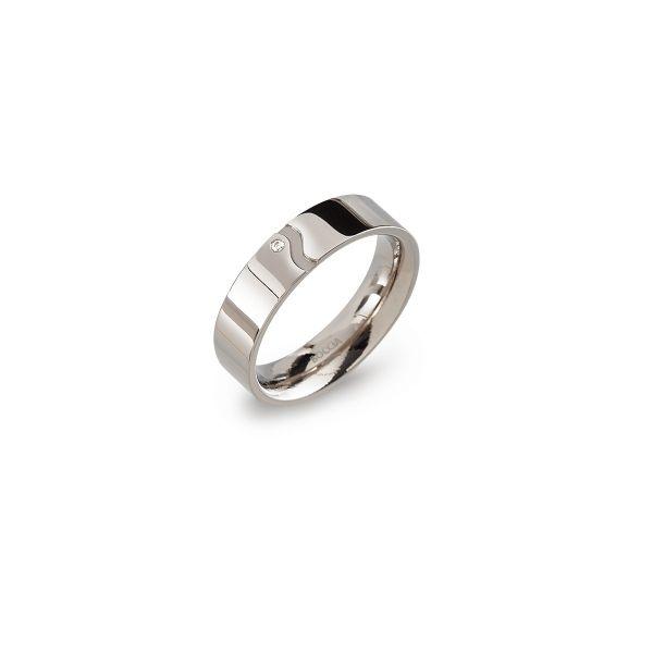 Boccia Titanium Ring 0147-0248 Größe 48