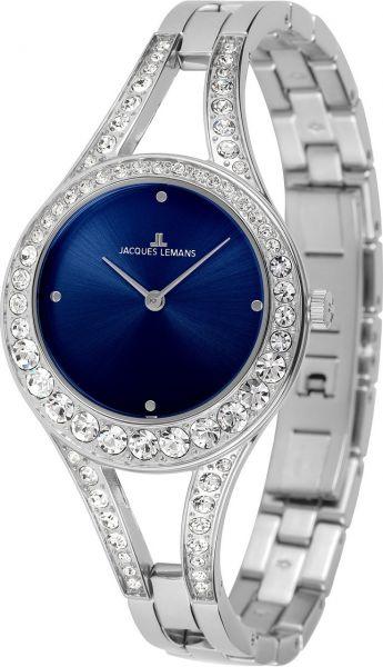 Jacques Lemans Damen-Armbanduhr Paris 1-2072A
