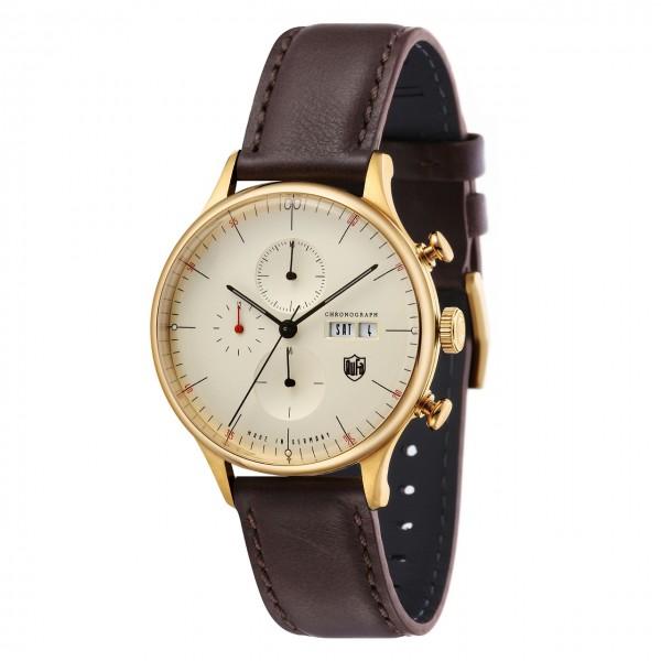 DUFA Armbanduhr Van Der Rohe Barcelona Chrono DF-9021-03