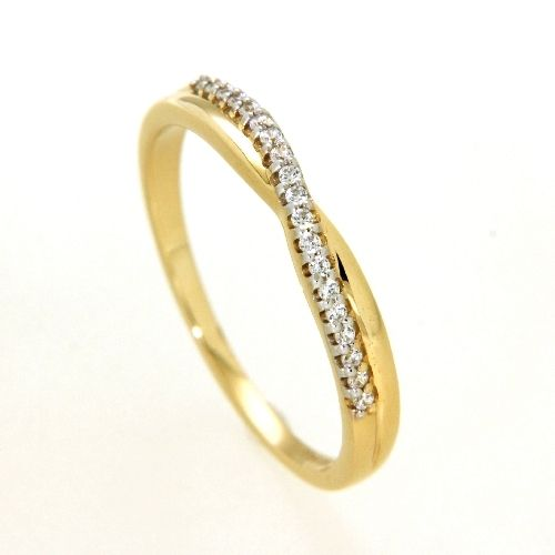 Ring Gold 333 Weite 53