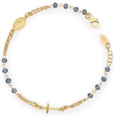 AMEN Armband Silber Rosenkranz BROGBL3