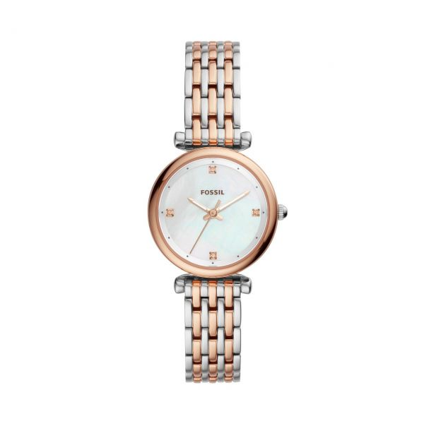 Fossil Armbanduhr CARLIE ES4431