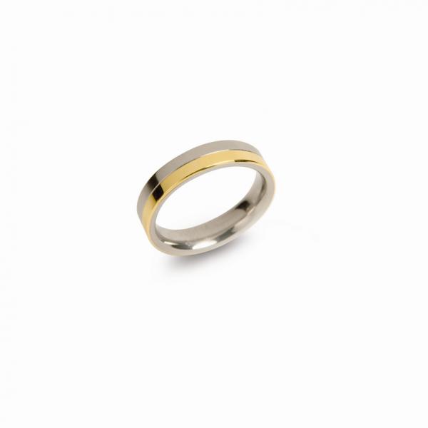 Boccia Titanium Ring 0129-0249 Größe 49