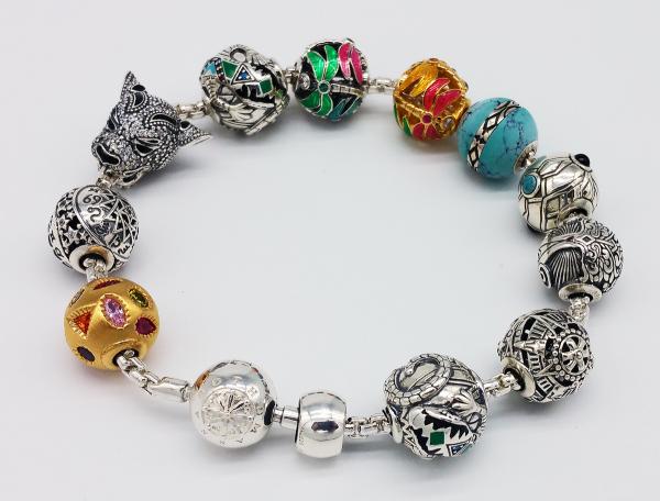 Thomas Sabo Karma Beads Armband im Set #3