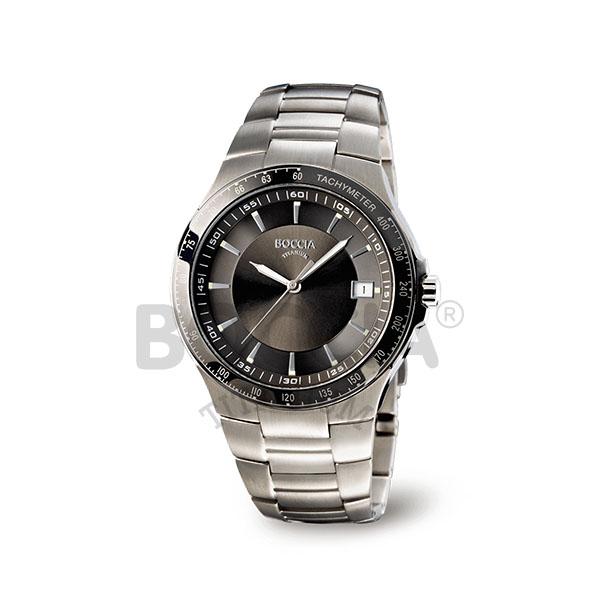 Boccia Titanium Armbanduhr 3549-01